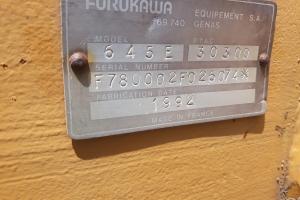 Багер - Furukawa