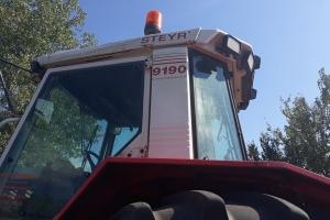 Трактор - Steyr